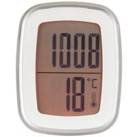 Wireless 5kg Scales with Clock and Thermometer