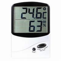 Jumbo Display Thermometer/Hygrometer