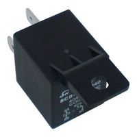 SPDT 5-PIN RELAY 40 Amp SPDT = Single Pole Double Throw Allows you to split the feed 5 ways