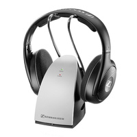 SENNHEISER Wireless RF Easy Rechargeable Headphones