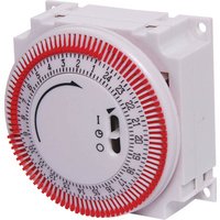 Manual Mains Timer Switch 16A 240VAC