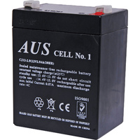 12V 2.9Ah Sealed Lead Acid (SLA) Battery