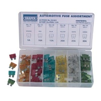Blade fuse 20 x 5A 10A 15A 20A 25A & 30A Automotive Fuse Assortment Packed