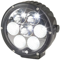 LED SPOT LIGHT 6300 Lumen 6.5 Inch Solid LED Driving Spotlight