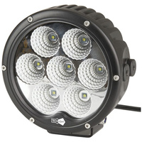 6300 Lumen 6.5 Inch Solid LED Floodlight