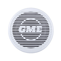 GME 420 watt 10 INCH marine flush mount (free air) subwoofer Each white only