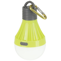 0.5W Camp Light Globe with Carabiner WITH  3 light modes