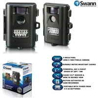 SWANN OutbackCam Portable Video 5MP Camera & Recorder