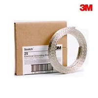 3M Scotch Electrical Grounding Braid 25 13MM X 4.5M Splicing & Insulating Tape