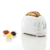 Cool Touch 2 Slice Toaster Defroster New