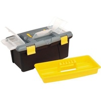 CABAC Multi-compartment tool boxes 370x185x135 mm designed for the tradesman everyday use TB15