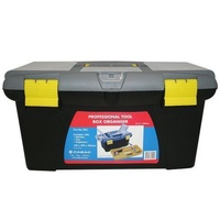 CABAC Multi-compartment tool boxes 520x295x265mm designed for the tradesman everyday use TB21