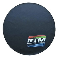 Spare Tyre Cover To Suit 13 inch Rim Universal fit to suit all types of rim and no need for tools to put on or remove