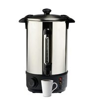 Lenoxx UR10 Kettle Stainless steel lid and body