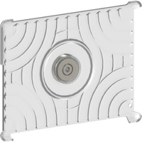 Ipad  Mount For On Wall Or Magnetic Surface Mounting