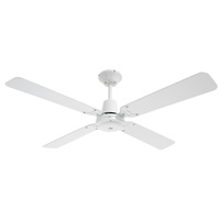 HELLER 1200MM 4 Blade Reversible Wesley Ceiling Fan