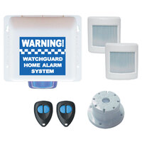 Watchguard Wireless Home or Office Alarm System