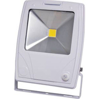 50W 240V IP54 Weatherproof PIR LED Floodlight