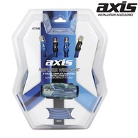 AXIS 8GA HI GRADE Amplifier Wiring Kit Suits upto 400W