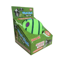 Wiggle Giggle Jiggle Pet Ball Keeps Dogs Happy Healthy And Fit For All Size Dogs Suits Indoor And Outdoor NEW
