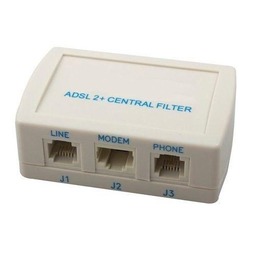 cabac splitter adsl 2 central filter adsl provides two. Black Bedroom Furniture Sets. Home Design Ideas