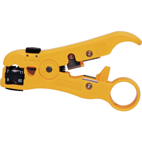 Universal Wire Stripper Adjustable Stripping Depth And