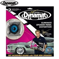 DYNAMAT XTREME 10415 Speaker Kit Peel & Stick