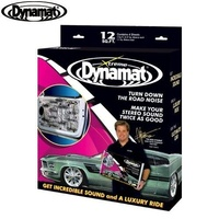 DYNAMAT XTREME DOOR KIT 10435 Sound Deadener Car Audio Speakers Peel & Stick