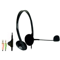 Shintaro Light Weight Headset with Mic Ideal for hands free communication