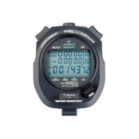 ADVANCED PRO SPORT STOPWATCH SPLIT& LAP TIME 1/100SEC JADCO