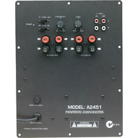 AMP ACTIVE SUBWOOFER 180W