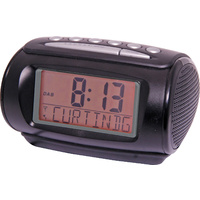FM Radio DAB+ Digital Radio Digital Alarm Clock New