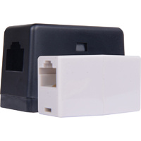 GME AD008 Adaptor 8 Pin to 8 Pin Adaptor with black casing  Suits LE040