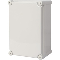 Plastic Enclosure IP66 ABS Wall mount Junction Box 130mmx190mmx280mm