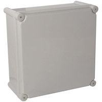 Plastic Enclosure IP66 ABS Wall mount Junction Box 130mmx280mmx280mm