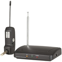 UHF Wireless Guitar Transmitter and Receiver