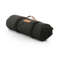 Didgeridoonas Australian Picnic Blanket  backed with water repellent skin