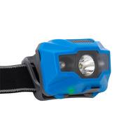 Arlec 3W Rechargeable LED Head Torch
