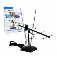Sansai VHF UHF FM Indoor TV Antenna
