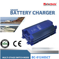 Motormate BC-01240SCT AC-DC 12V 40A Power Supply fully Automatic Battery Charger