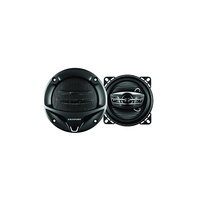 BLAUPUNKT 4 inch  4 way Quad-Axial Speakers pair