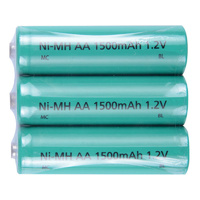 GME BP011 Rechargeable AA batteries to suit TX670