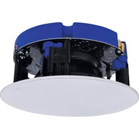 165mm 2 x 30W 2 Way Round Wi-Fi Ceiling Speaker Pair