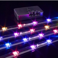 Corsair Lightning Node Pro 4x RGB LED Strips with Magnet and Controller 410mm