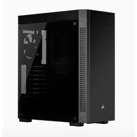 Corsair 110R Tempered Glass ATX USB 3.1 Type-A Mid Tower Gaming Case