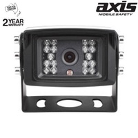 AXIS CCD heavy duty colour 1/3inch camera with night vision