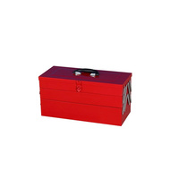Craftright 460mm 5 Tray Powdercoated Tool Box