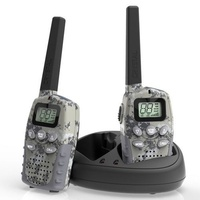 Crystal Handheld UHF CB Radio 1W Pro Rechargeable NEW