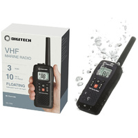 3W VHF Marine Radio Transceiver Waterproof