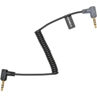 COMICA Audio Coiled cable design Adapter